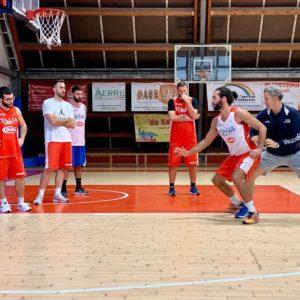 Docenza Corso Preparatori Fisici Nazionali Basket 1
