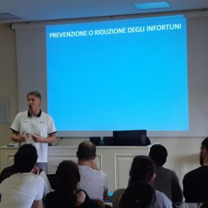 Docenza master universitario Siena 3